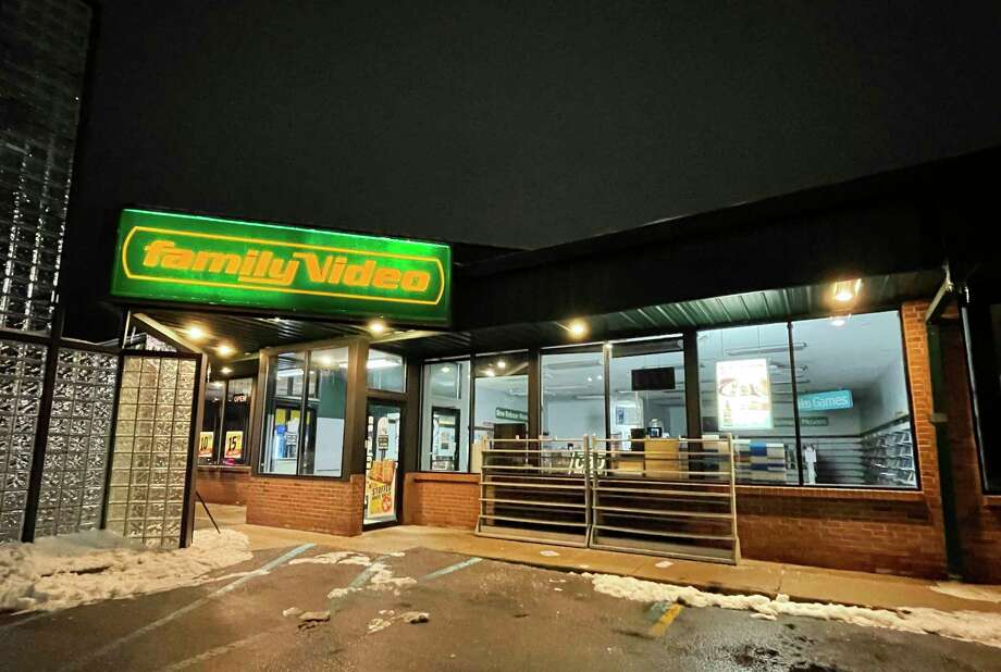 The Family Video store on State Street is closing permanently later this month. All video and CBD merchandize is being liquidated at discount prices. (Pioneer photo/Brad Massman)