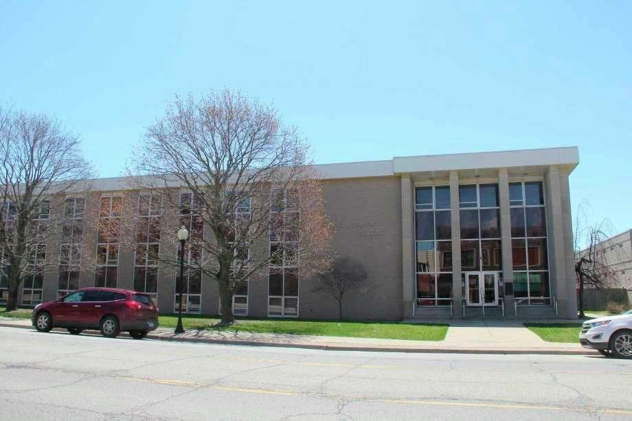 The Huron County Building. (Tribune File Photo)