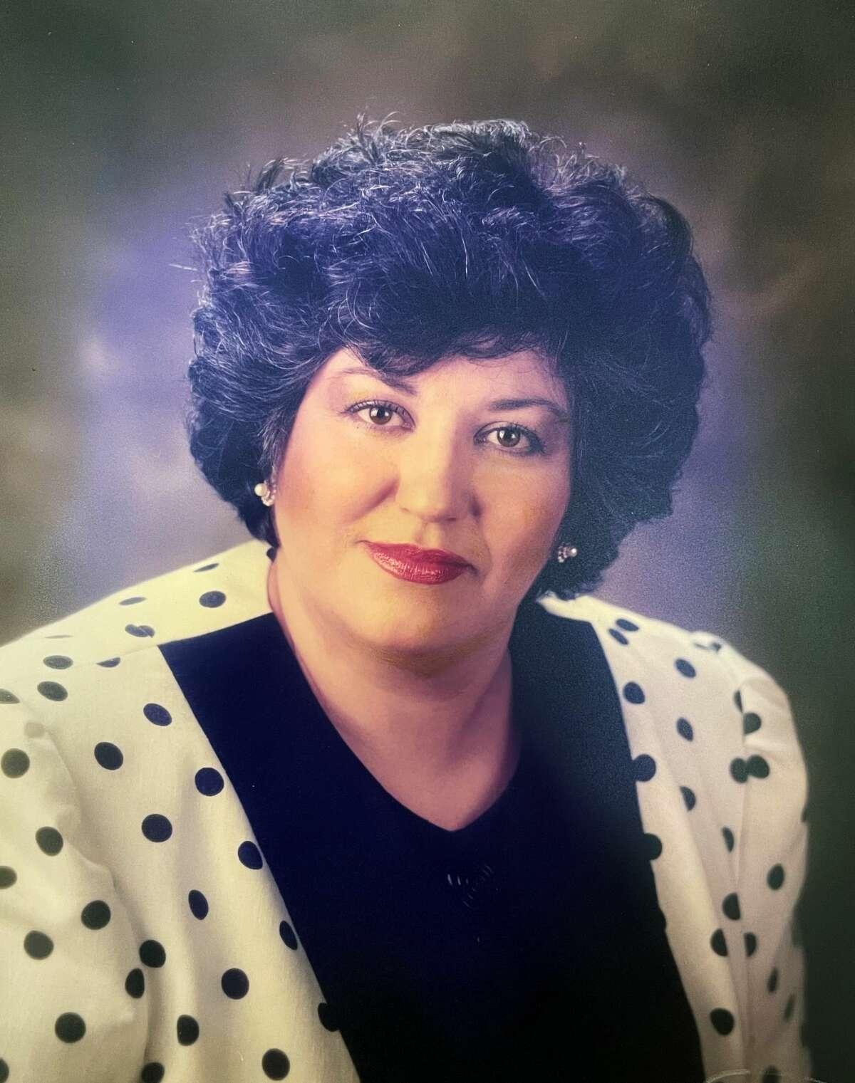 """Maria de la Luz """"Lucy"""" Rodríguez Cárdenas"""