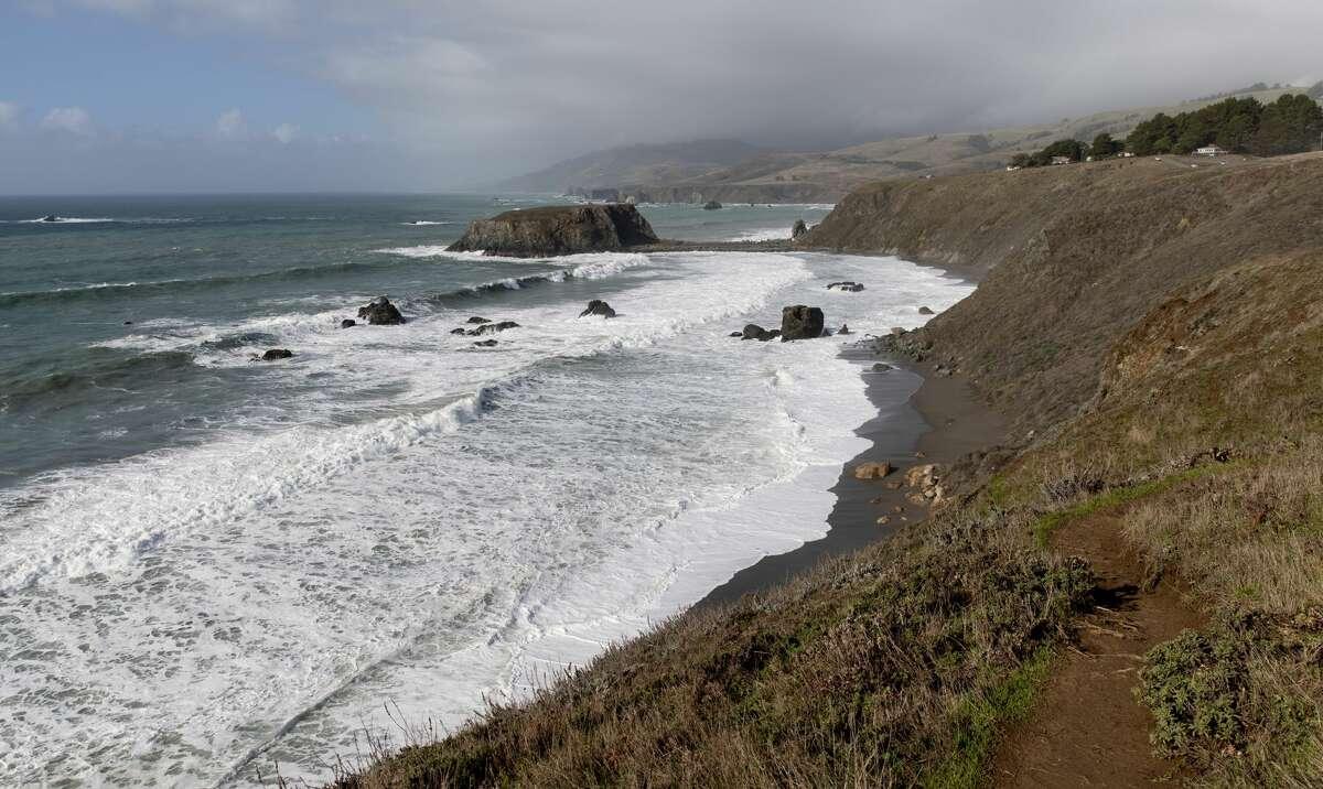 Supervising Sonoma Coast Ranger Damien Jones said the water