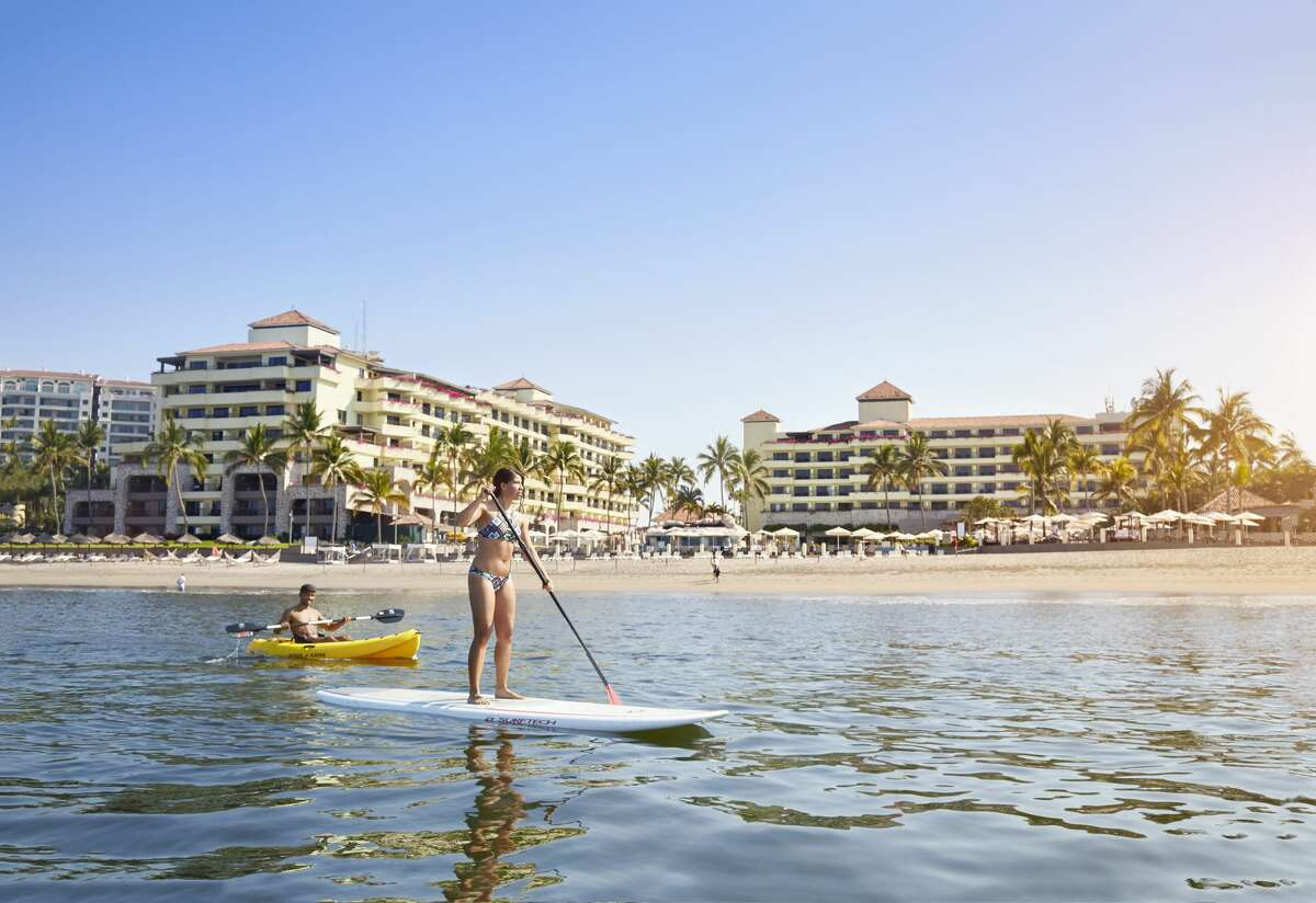 Water activities available at the Marriott Puerto Vallarta Resort & Spa.