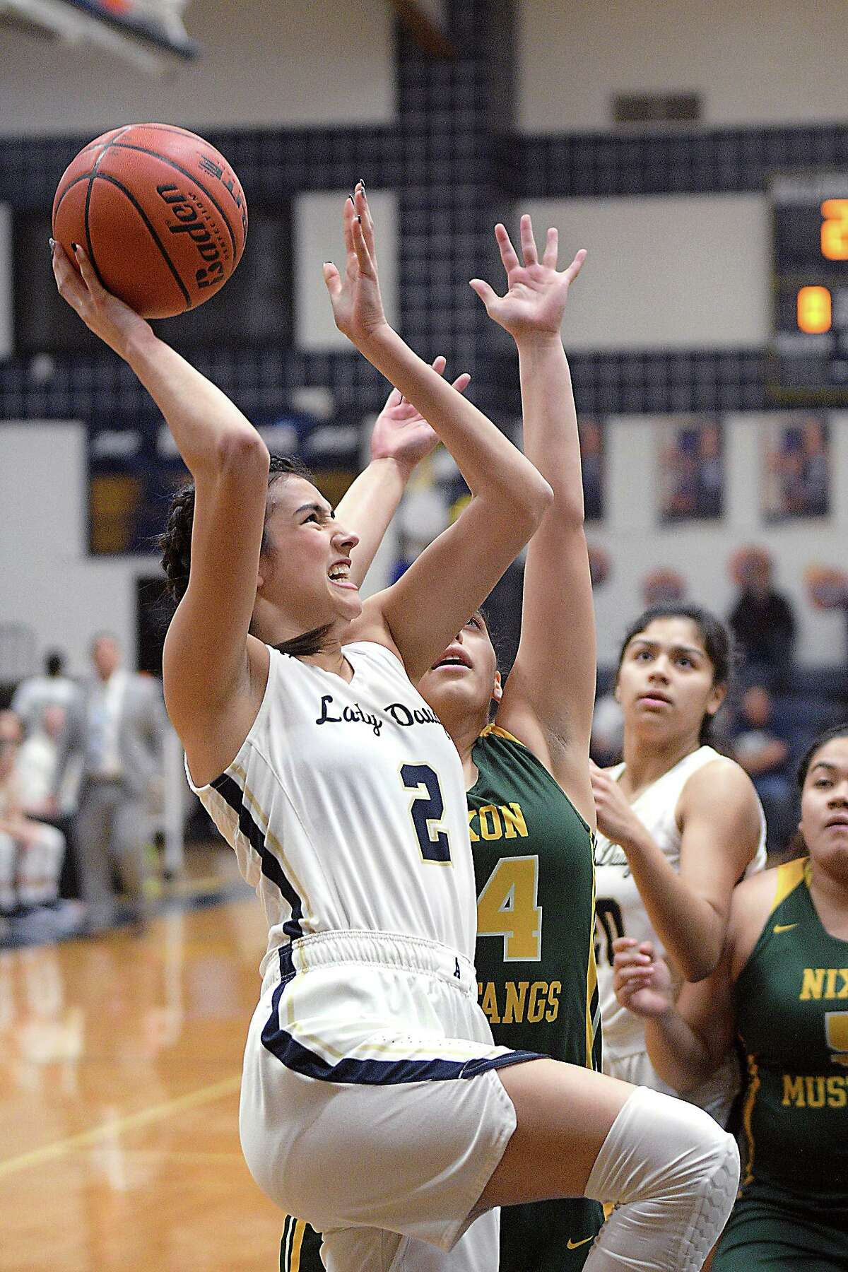 The Alexander girls' basketball team has suspended play until at least Jan. 18 due to COVID-19.
