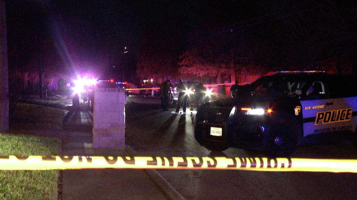 San Antonio police are investigating an East Side shooting that left one man dead Monday night.