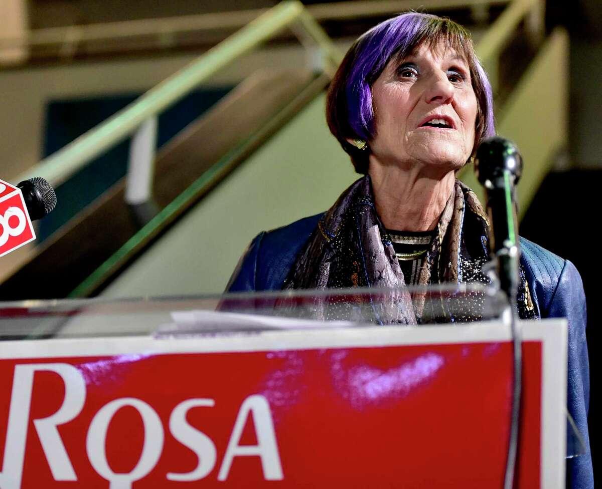 U.S. Rep. Rosa DeLauro, D-3