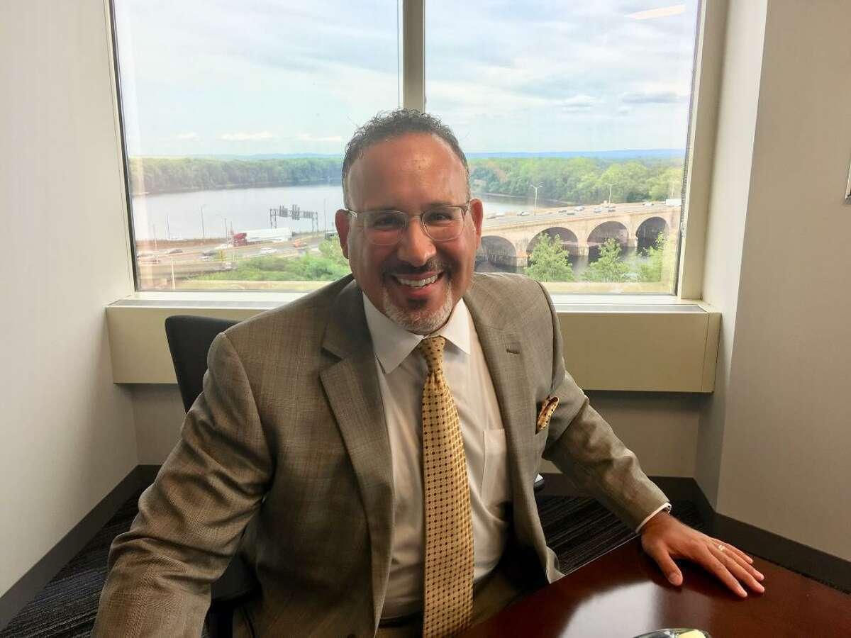 Connecticut Commissioner of Education-designate Miguel Cardona
