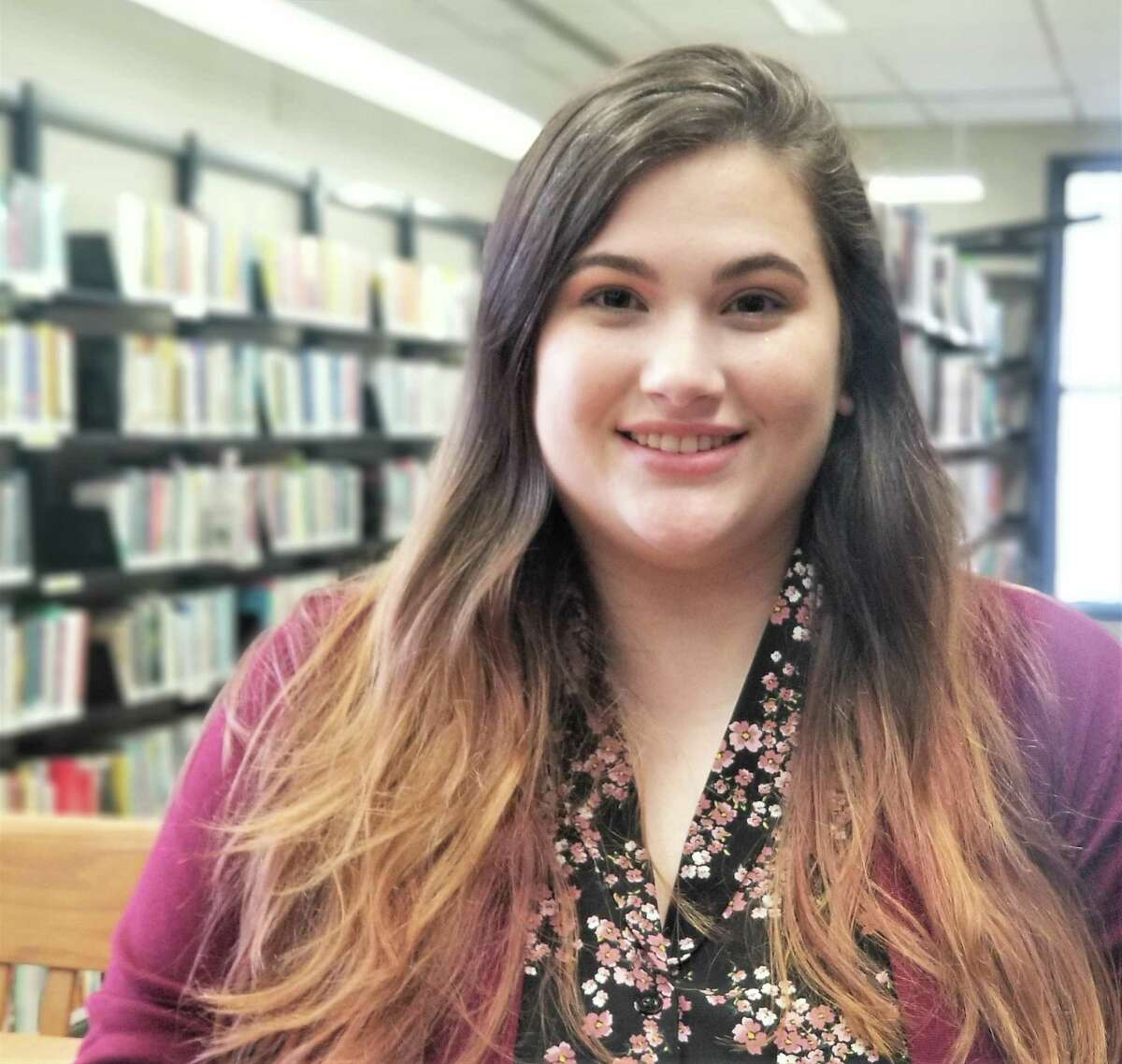 The East Hampton Public Library is welcoming Stephanie Smith as the new adult / young adult librarian.