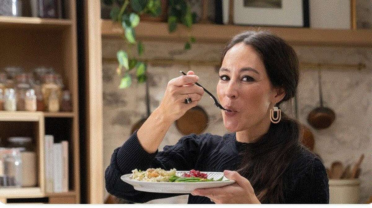 Joanna Gaines is back, giving fans a sneak peek at her new show