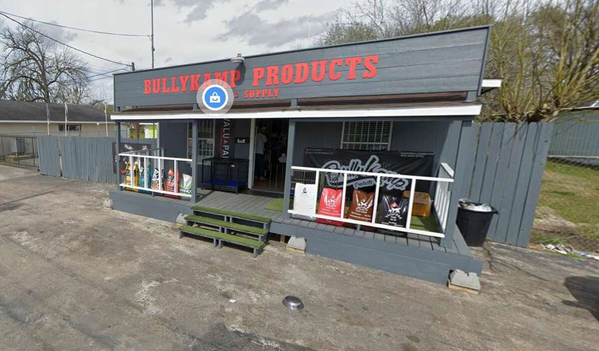 The employee told authorities she was working on Nov. 4 at Bully Kamp, a specialty pet supply store near Aldine in north Harris County, when a couple entered the store and asked about a dog, according to a criminal complaint filed in court.