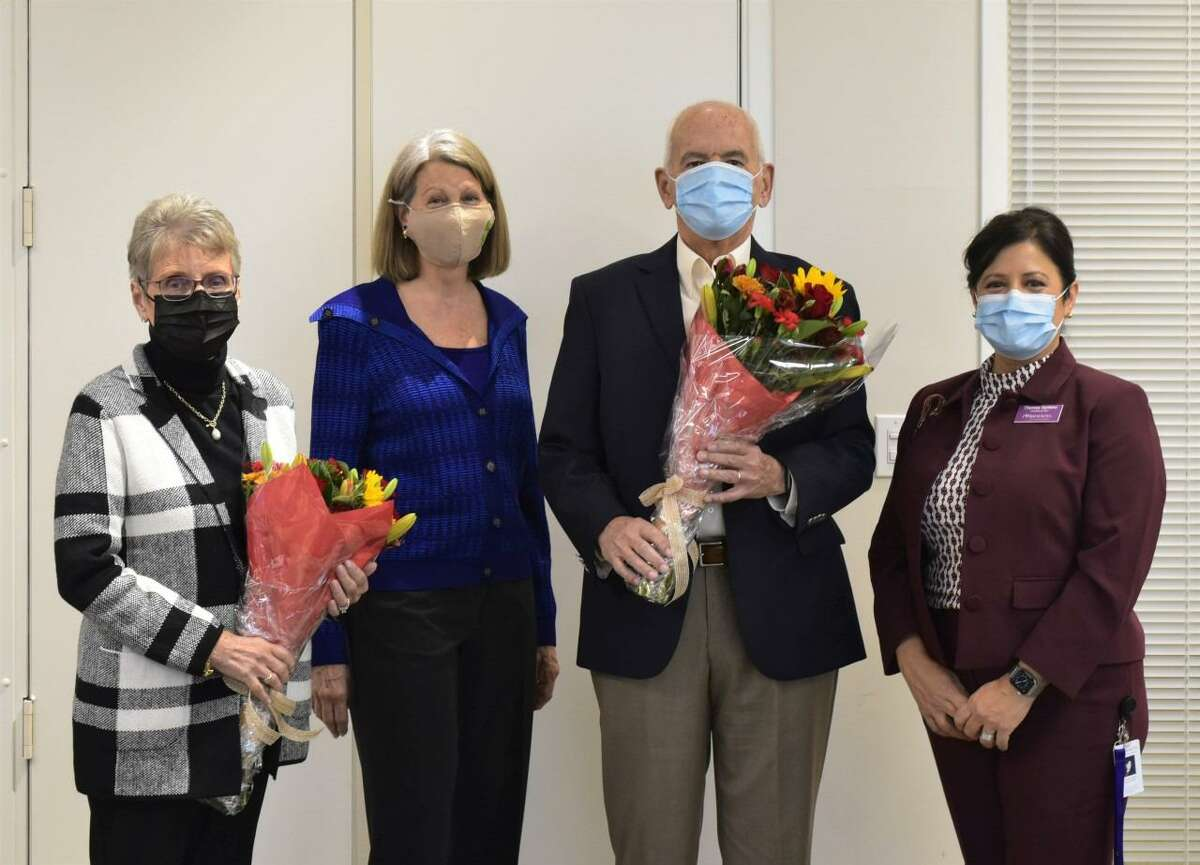 The home health care agency, RVNAhealth, located at 27 Governor Street in Ridgefield, has bestowed a special honor, and a brand new title,