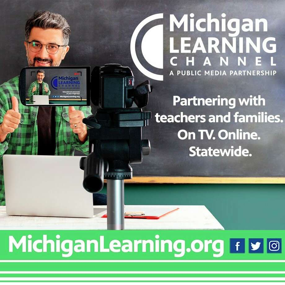 WCMU launches a television channel to support teachers and parents' with online learning. (Courtesy Photo)