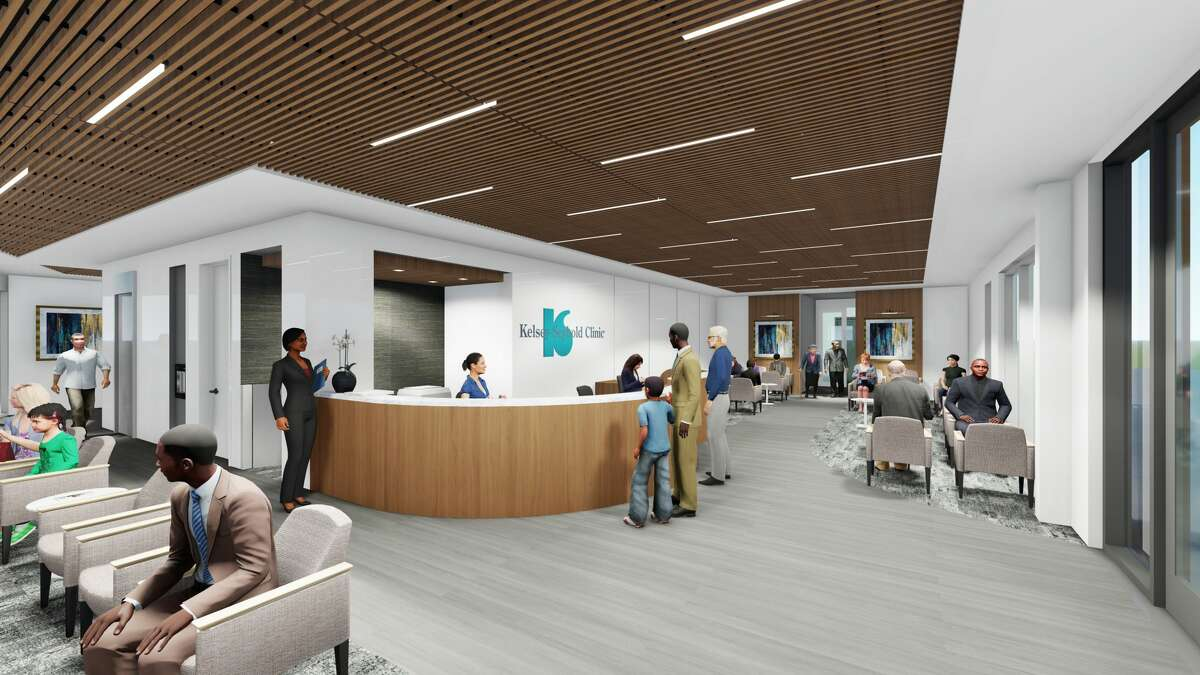 Kelsey-Seybold Clinic plans to open a 12,500-square-foot clinic in the River Oaks Shopping Center.