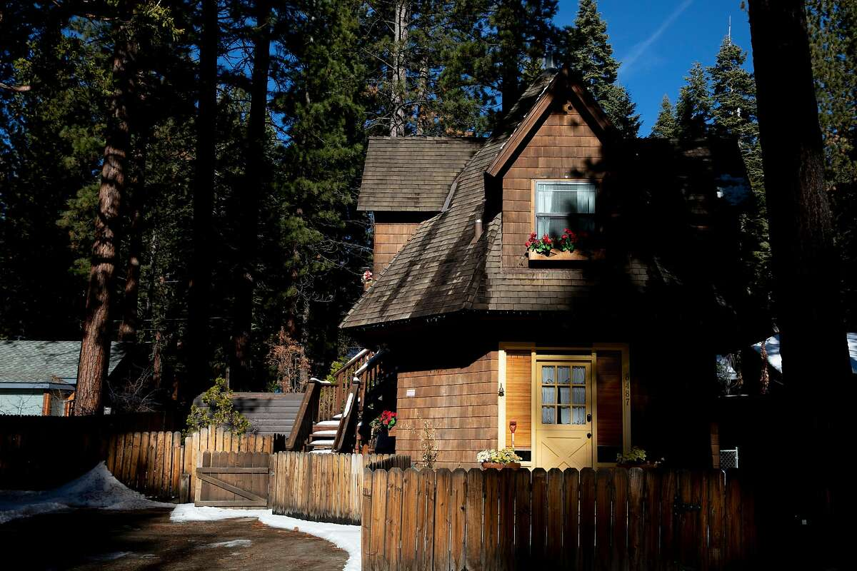 Airbnb imposed a five-day shutdown of new reservations in the Lake Tahoe area last week in an attempt to dissuade travel during California's stay-at-home order.