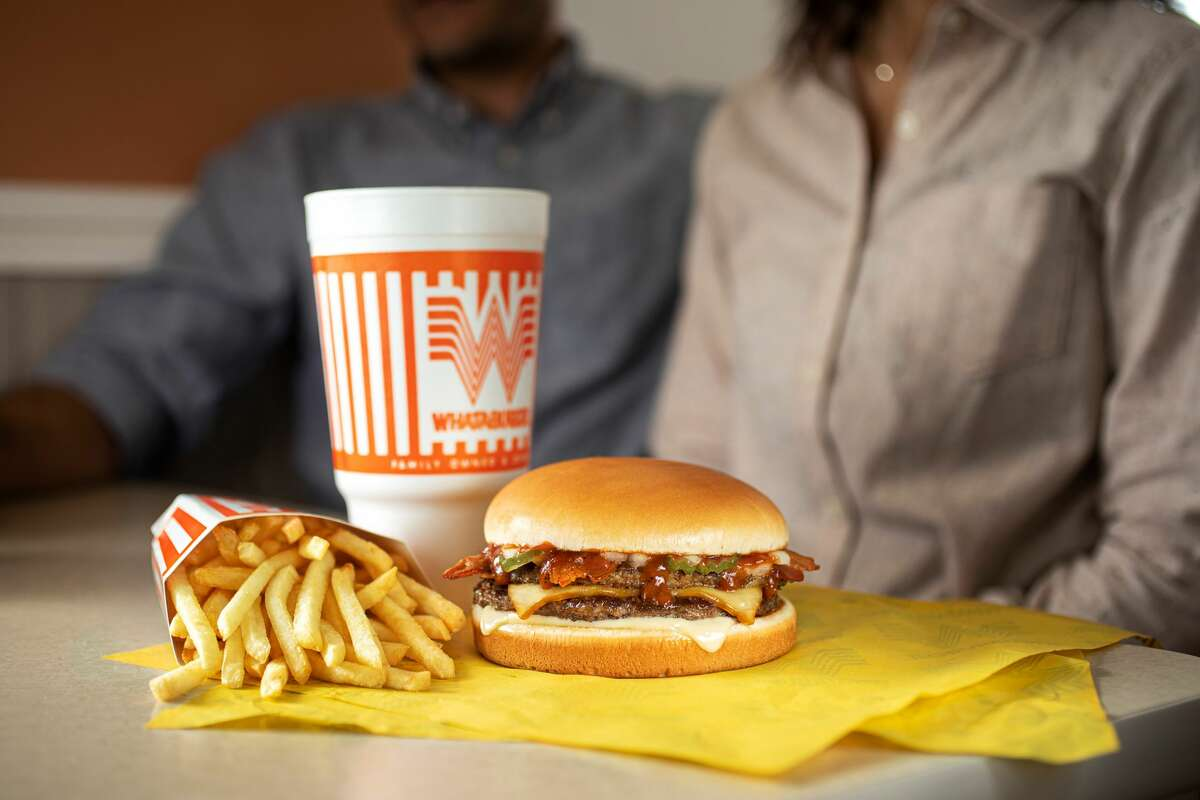 The BBQ Bacon Burger is back for a limited time.