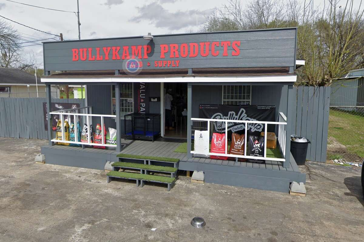 Bullykamp Products is located at 514 Westbrook Drive.
