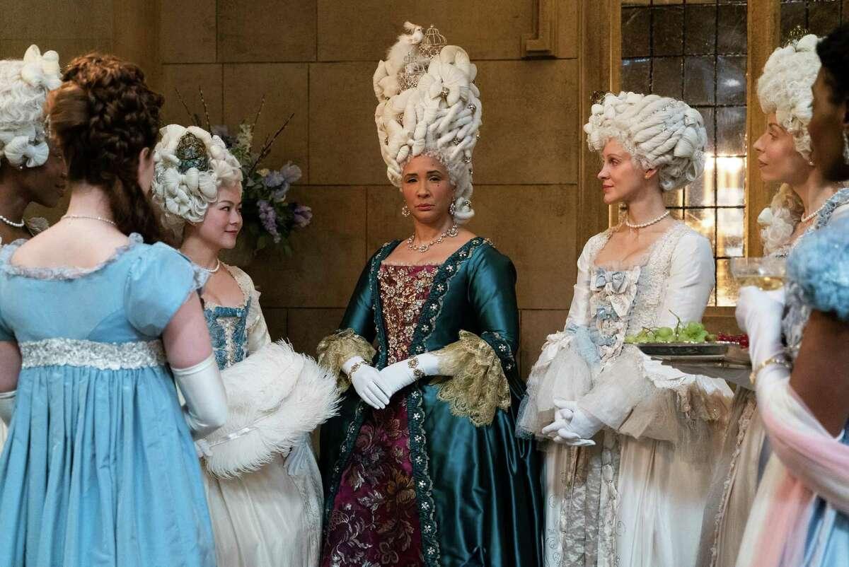 """Bridgerton"" has one season available on Netflix. The regency period drama is based on Julia Quinn's novels."