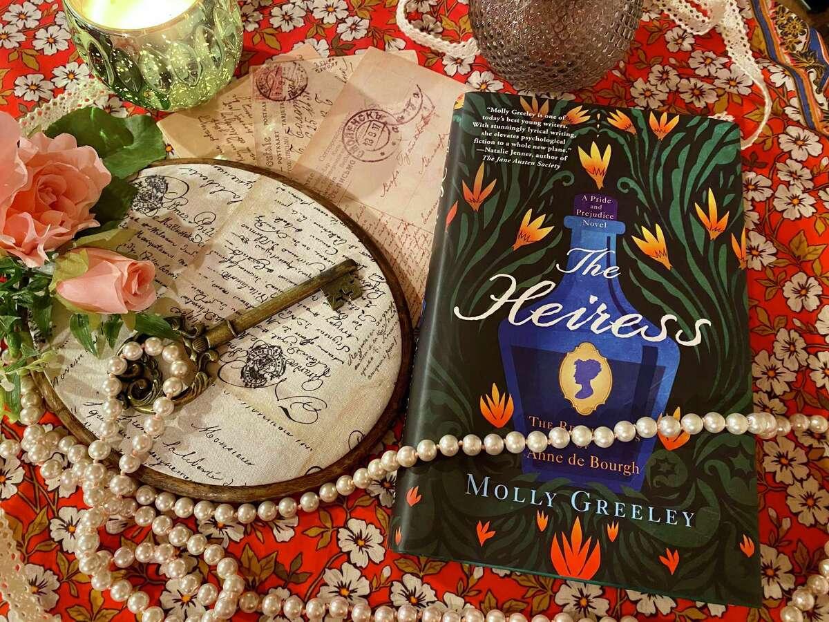 Molly Greeley's novel