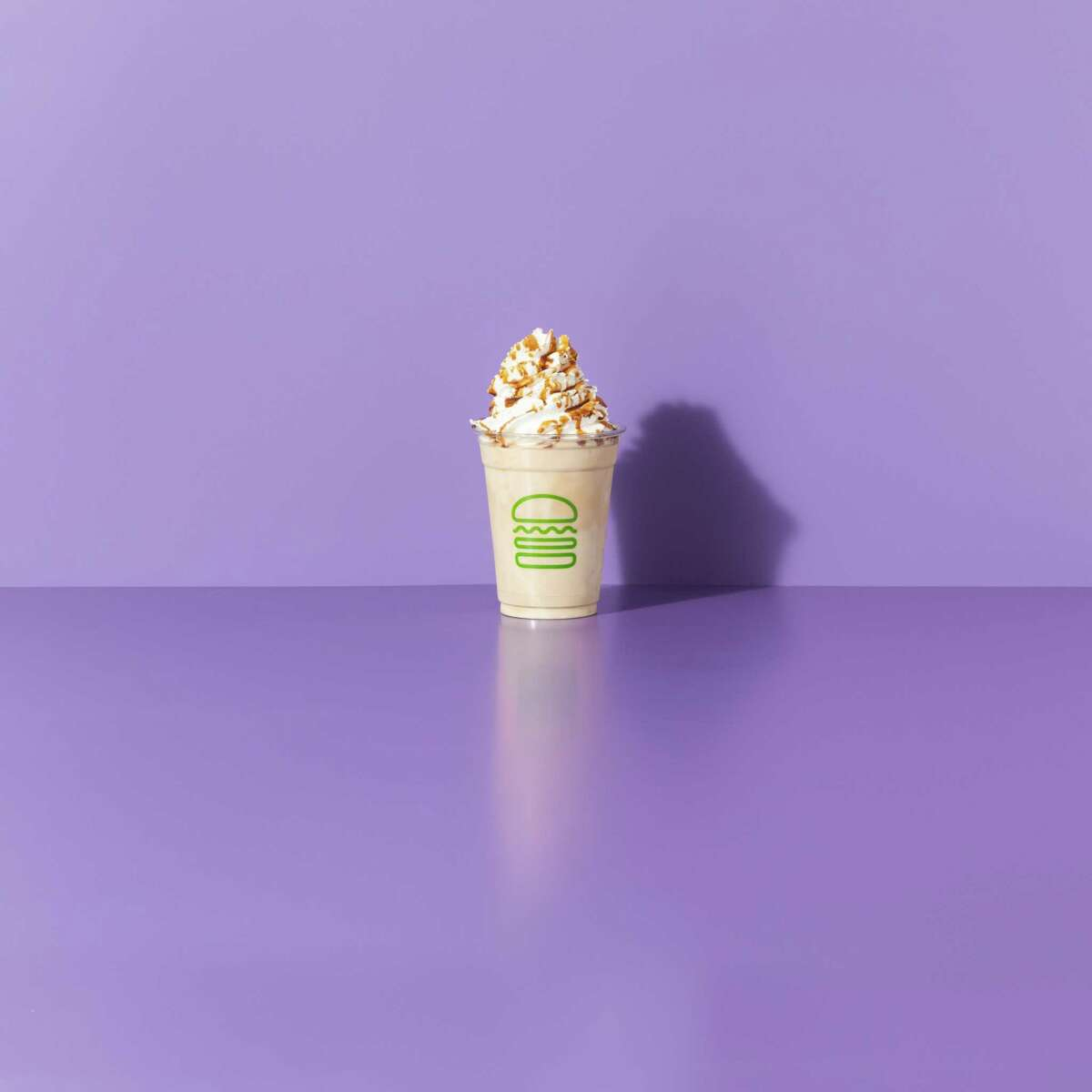 Shake Shack's new black sugar vanilla shake