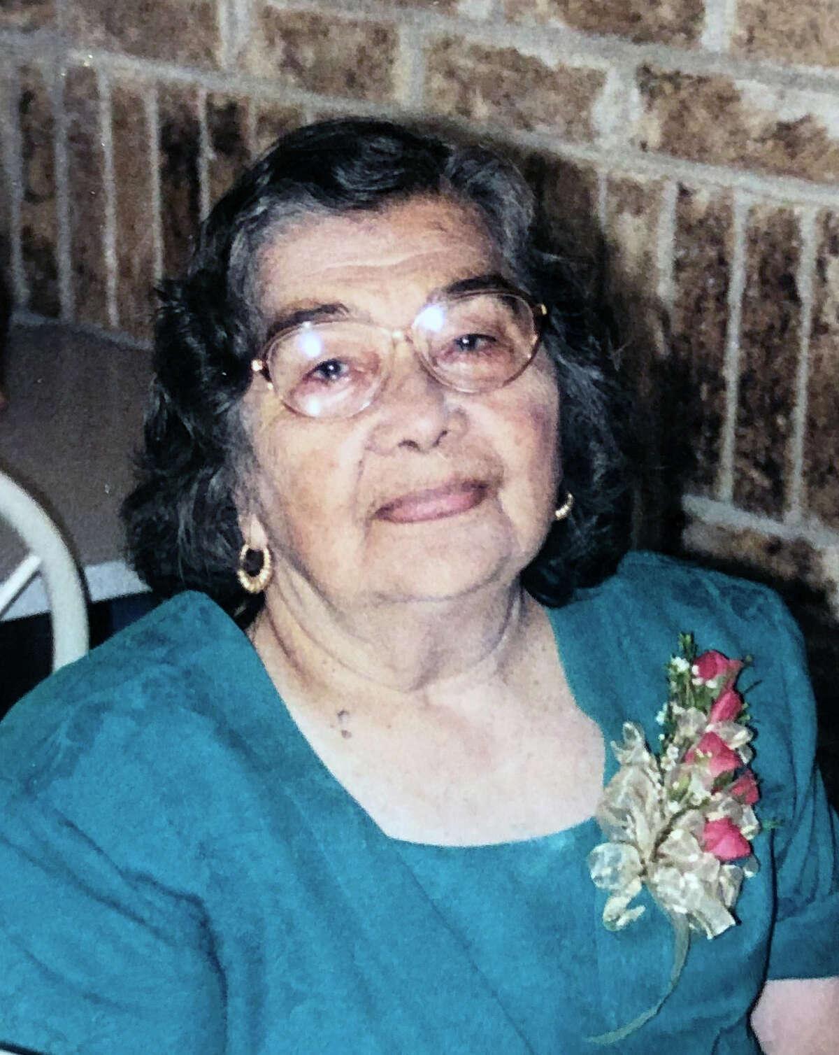 Maria Consuelo P. Garza