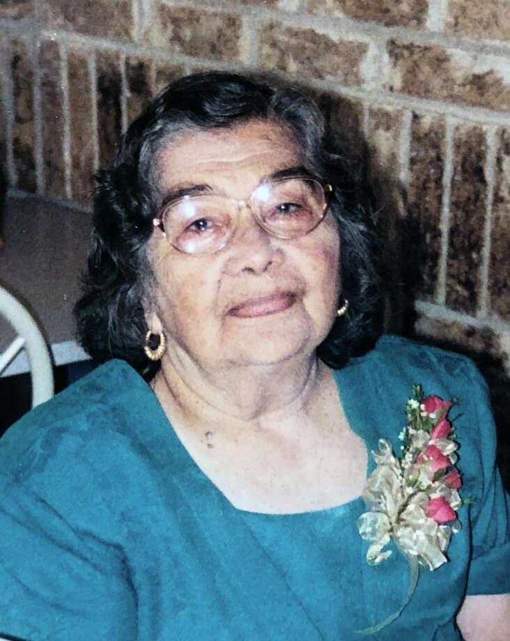Maria Consuelo P. Garza Photo: Courtesy