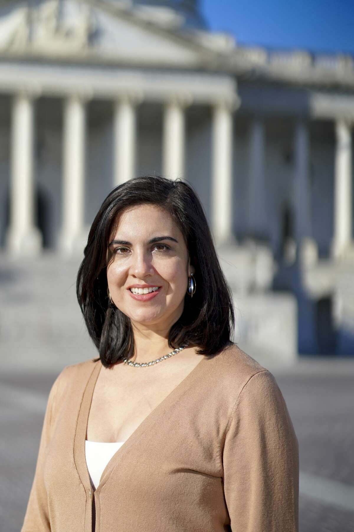Rep. Nicole Malliotakis, R-Staten Island, has said she is likely to object to the certification of states' electoral votes on Wednesday Jan. 6., 2021. MUST CREDIT: Washington Post photo by Bonnie Jo Mount
