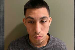 Jesus Monsivais Jr., 18, was arrested Tuesday, Jan. 5, 2021, and charged with murder in the death of 41-year-old Oscar Castillo Jr., San Antonio police said. On Dec. 29 at 9:11 p.m., Castillo was killed during a confrontation with Mosivais outside his Northwest Side home on Brentcove Street, San Antonio police said.