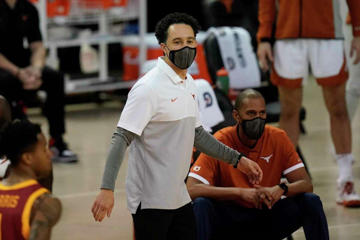 Texas basketball coach Shaka Smart announced Monday he's tested positive for COVID-19.