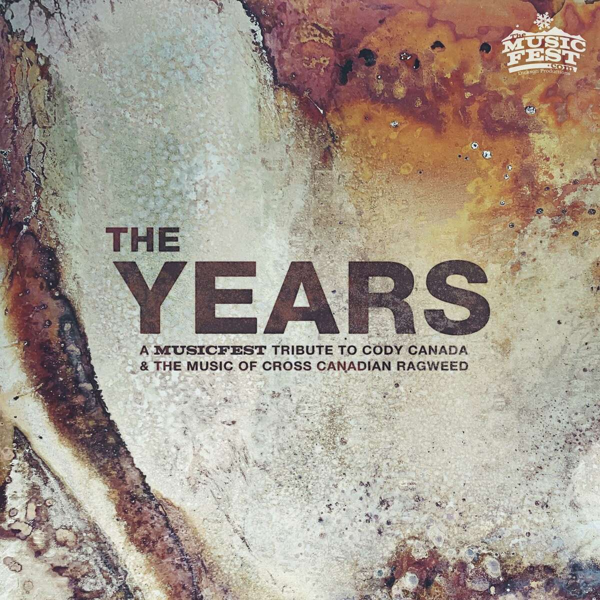 """""""The Years"""" is a tribute album to Cody Canada and Cross Canadian Ragweed."""