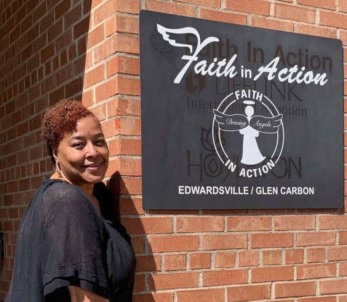 Dee Jackson is the executive director of Faith in Action Edwardsville/Glen Carbon.