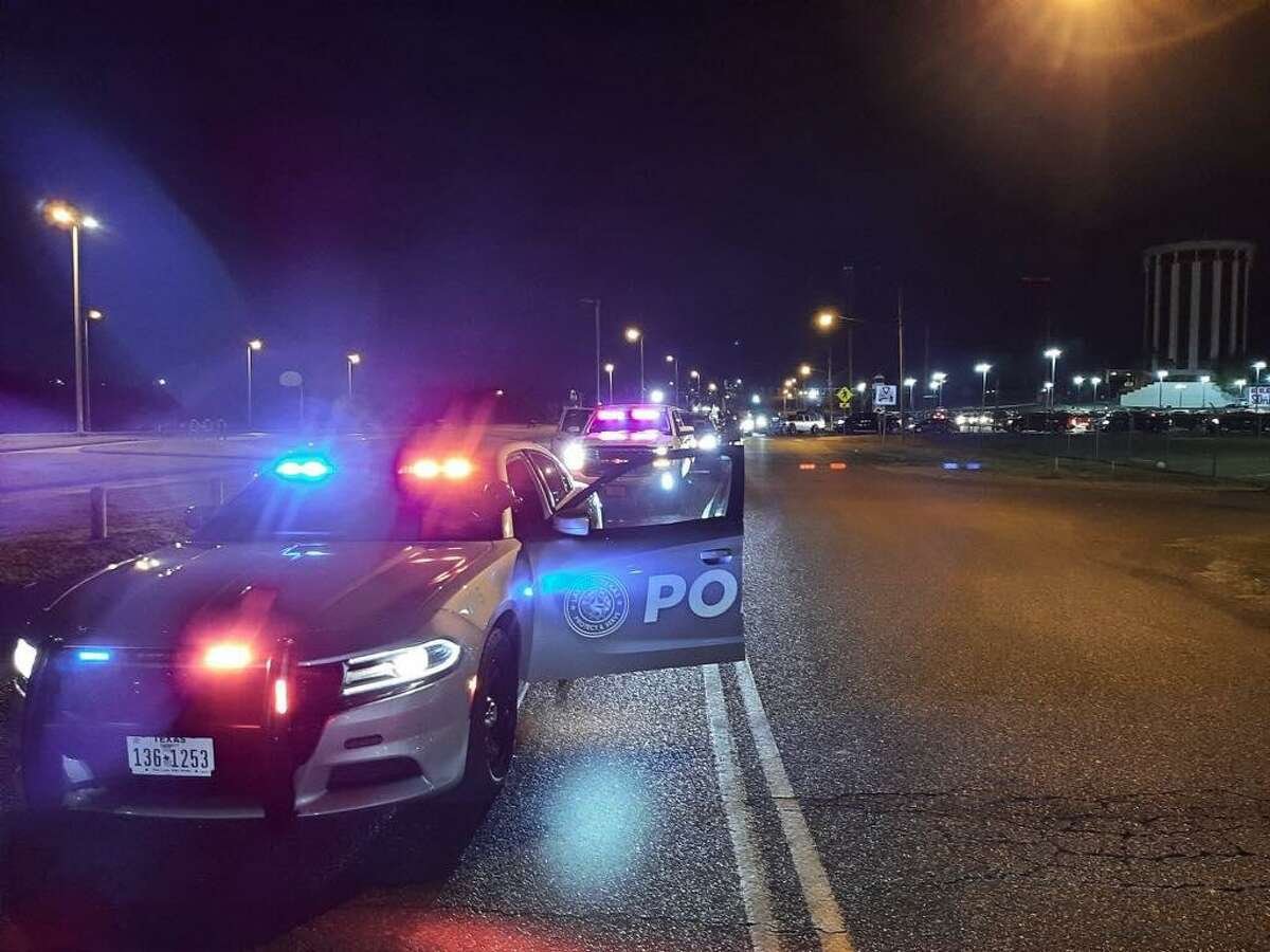 The Laredo Police Department arrested 18 during a recent driving while intoxicated sting operation for the New Year's holiday.