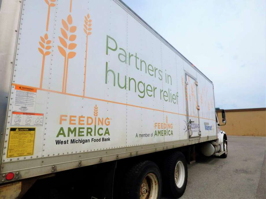 A contactless drive-thru food pantry will be held starting 11 a.m. on Jan. 19 at the Armory Youth Project in Manistee. (File Photo)