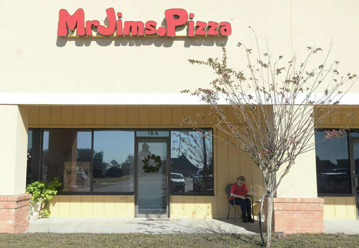 Mr. Jims Pizza recently opened on Nall Street in Port Neches. Photo taken Tuesday, January 5, 2021 Kim Brent/The Enterprise