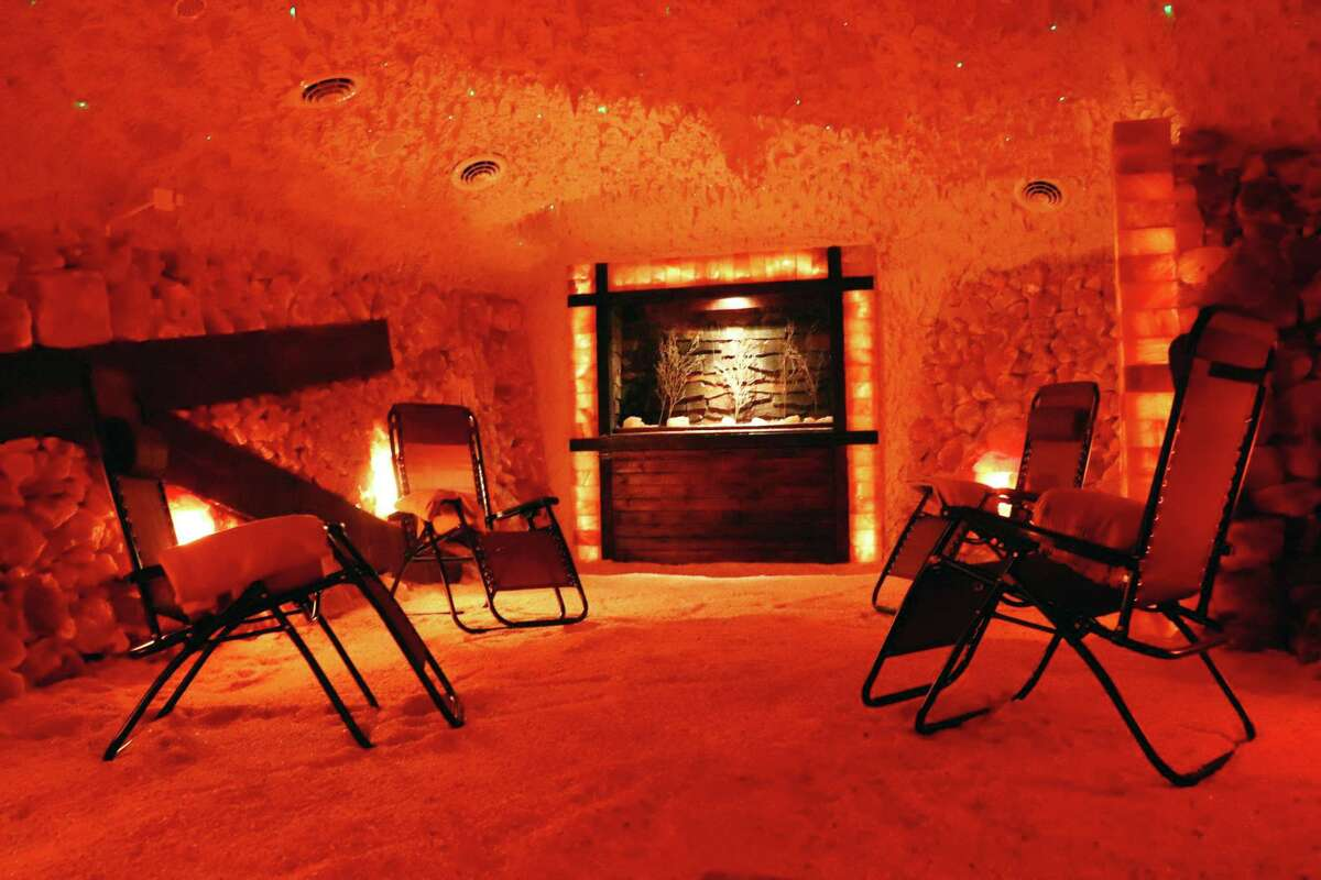 The Salt Cave of Darien.