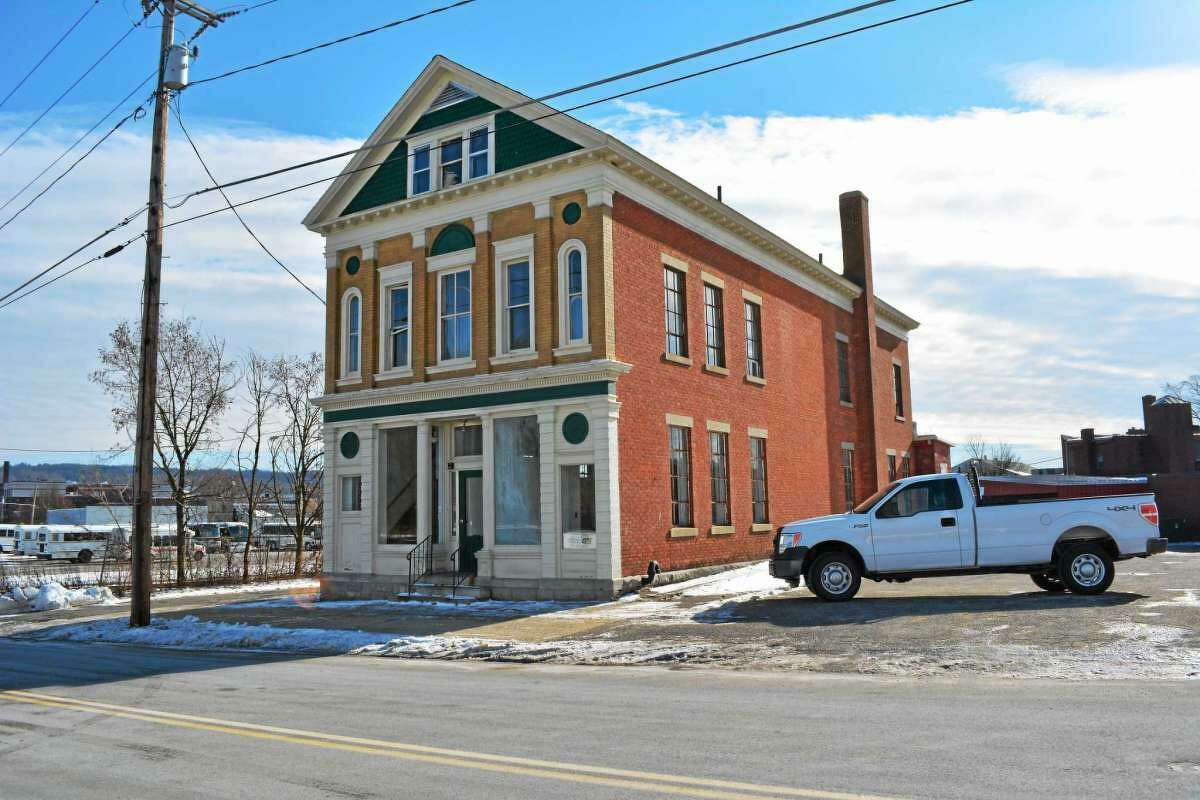 The Batters Building on Church Street, Torrington, was recently sold to a fashion company. The building is the former home of the Foothills Trader.
