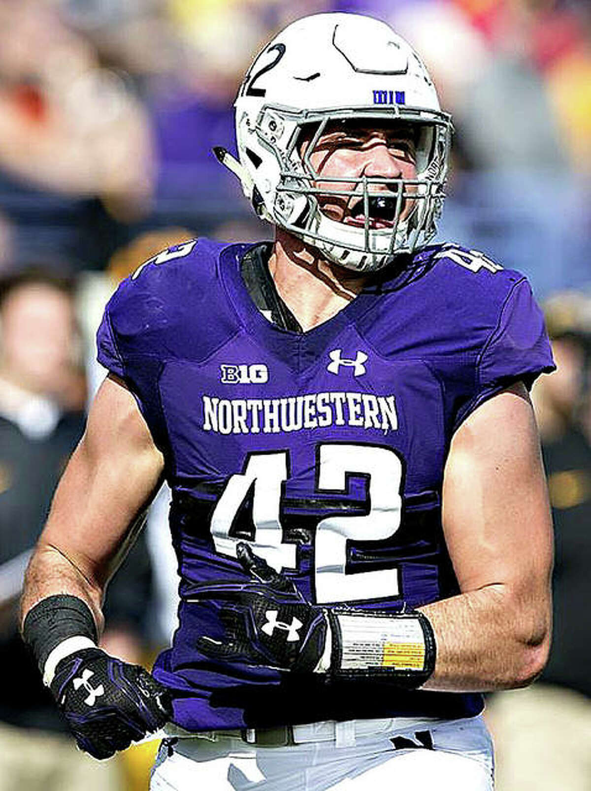 Jacksonville High School graduate Blake Hance, a Northwestern grad, could play in his first NFL game this week after the Browns signed him to their active roster last weekend.