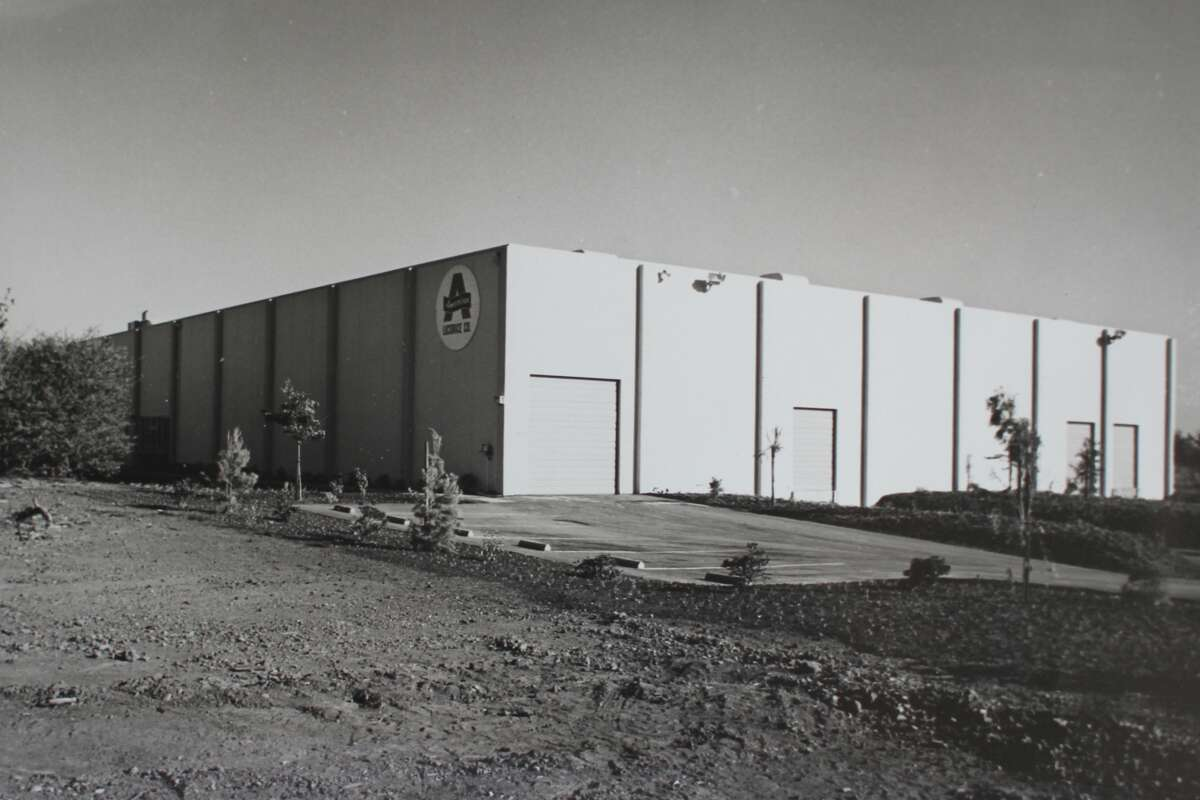 By 1970, the American Licorice Company moved its manufacturing plant from San Francisco to Union City (pictured here in its original building) where it continues to produce Red Vines today.