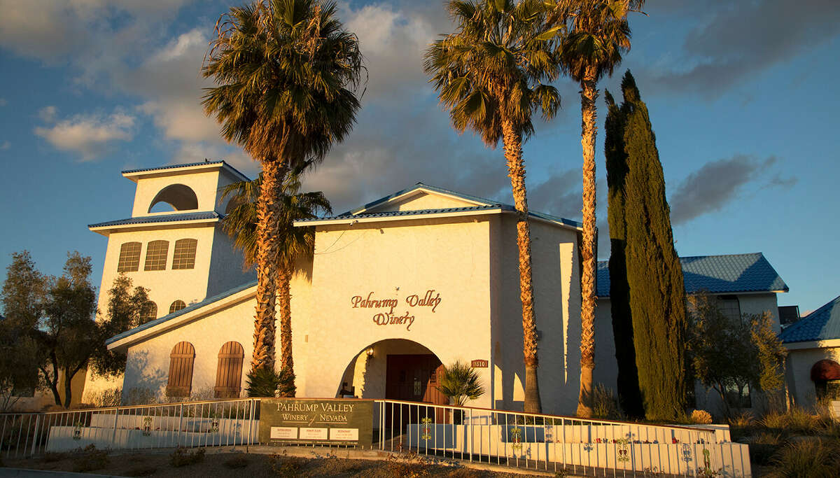 Pahrump Valley Winery in Nevada.