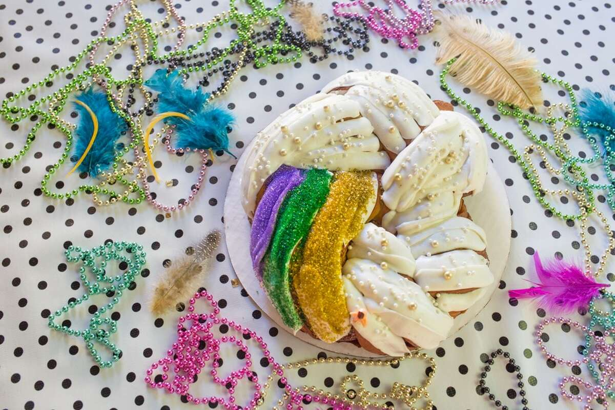The Bread Box rolled out a King Cake on Epiphany for those ready to celebrate Mardi Gras.