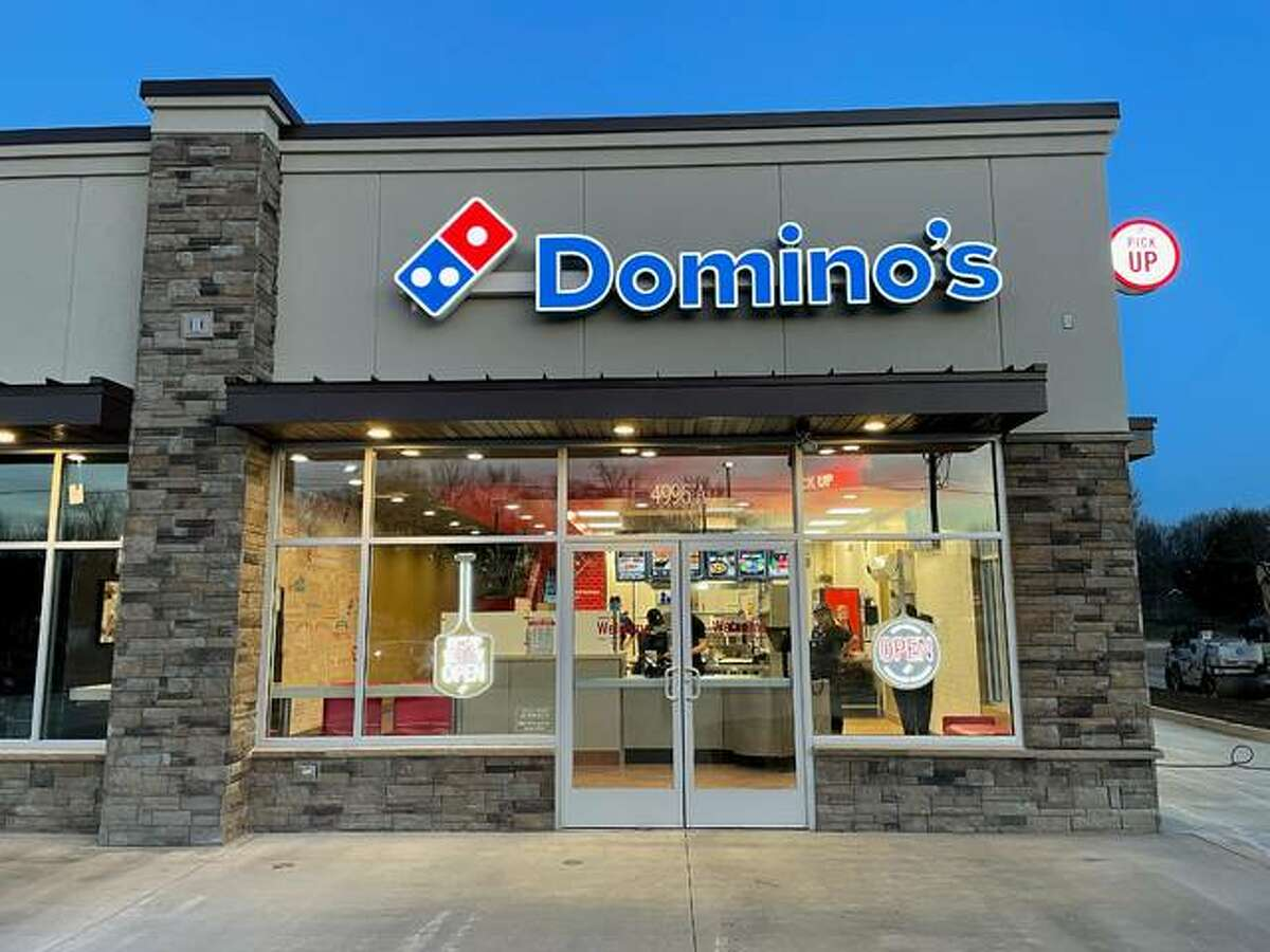 A new Domino's store, located at 4996 State Route 159, is now open and ready to serve the local community.
