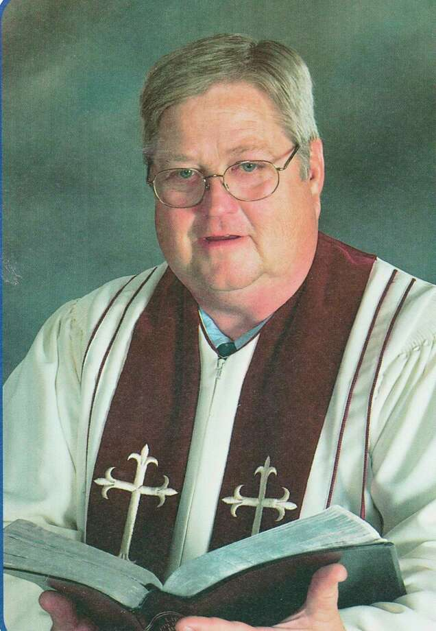 Rev. Thomas Ried Martin has been named sustaining pastorof theOnekama First Congregational United Church of Christ. (Courtesy photo)
