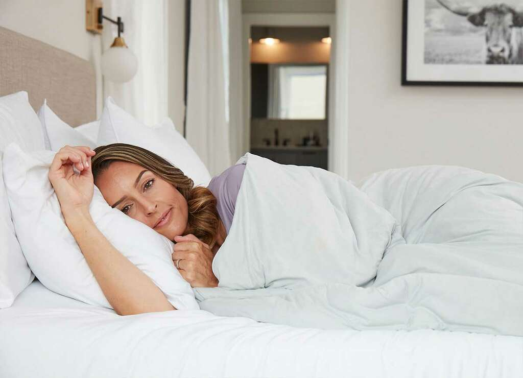 Sheex, founders of the world's first performance sheets, is giving Chron readers 20% off its weighted blanket with code: CHRON20.