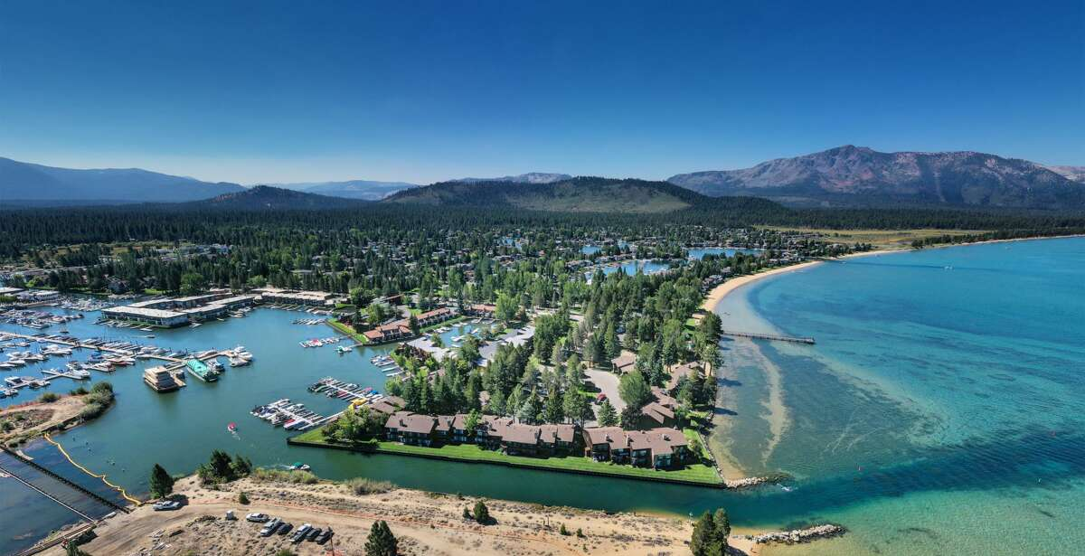 Officials have identified the Tahoe Keys as the primary source for an aquatic weed infestation that is spreading into Lake Tahoe.