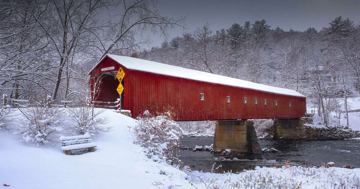 The town of Cornwall, known for its covered bridge, among other scenic areas, recently launched a new website.