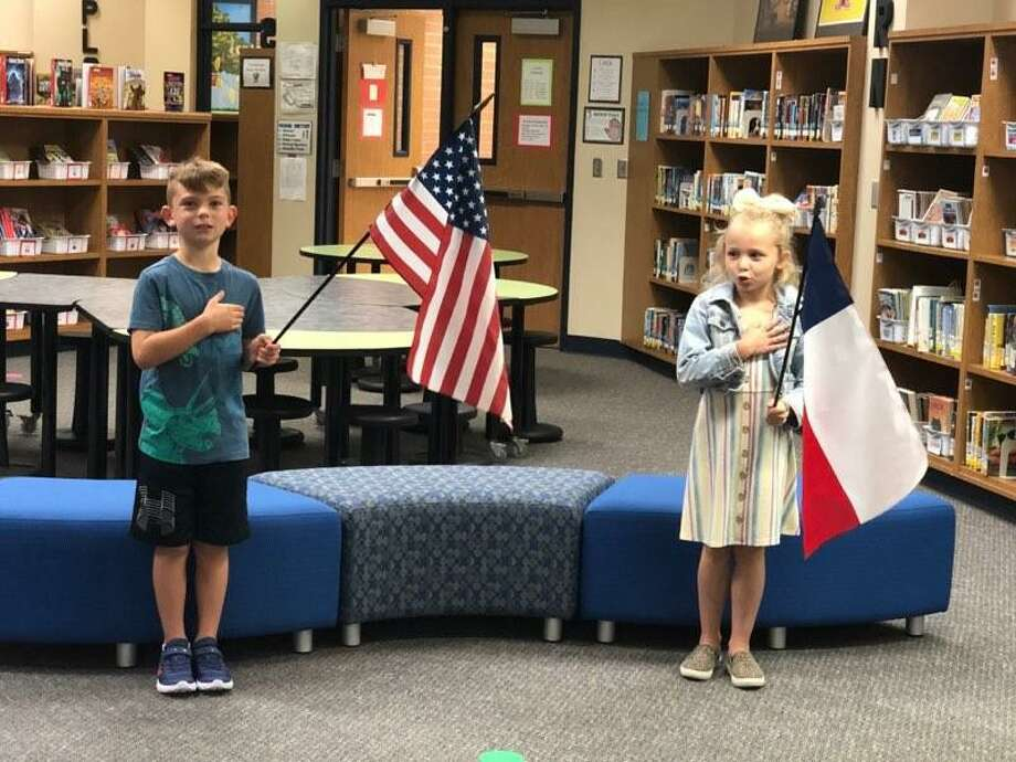 Lone Star Elementary School has achieved the status as a Leader in Me Lighthouse School by Franklin Covey Education. Photo: Submitted Photo / Submitted Photo