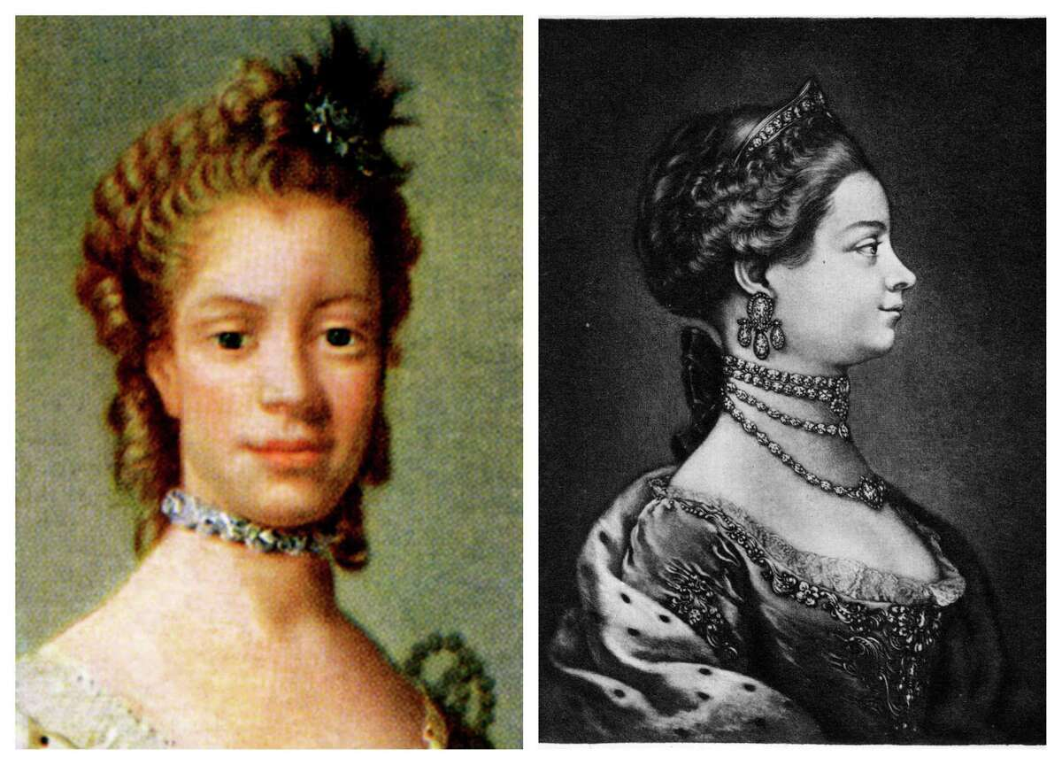 Queen Charlotte collage