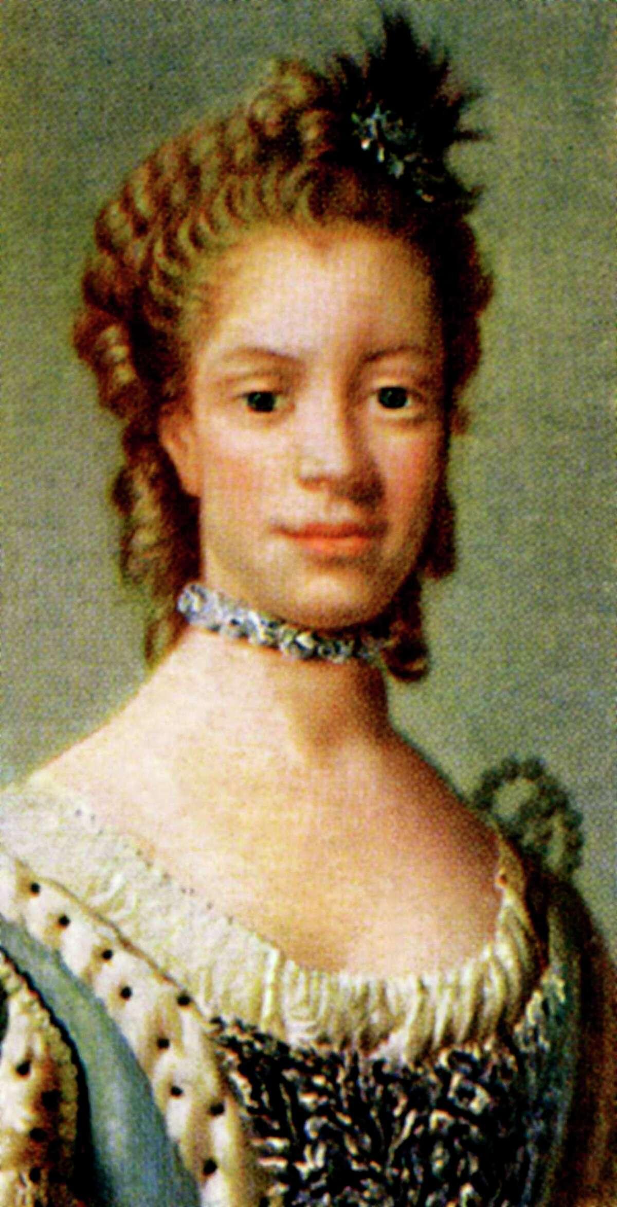Queen Charlotte. Duchess Charlotte Sophia of Mecklenburg-Strelitz (Sophia Charlotte, 1738-1820) was the queen consort of King George III (1738-1820).