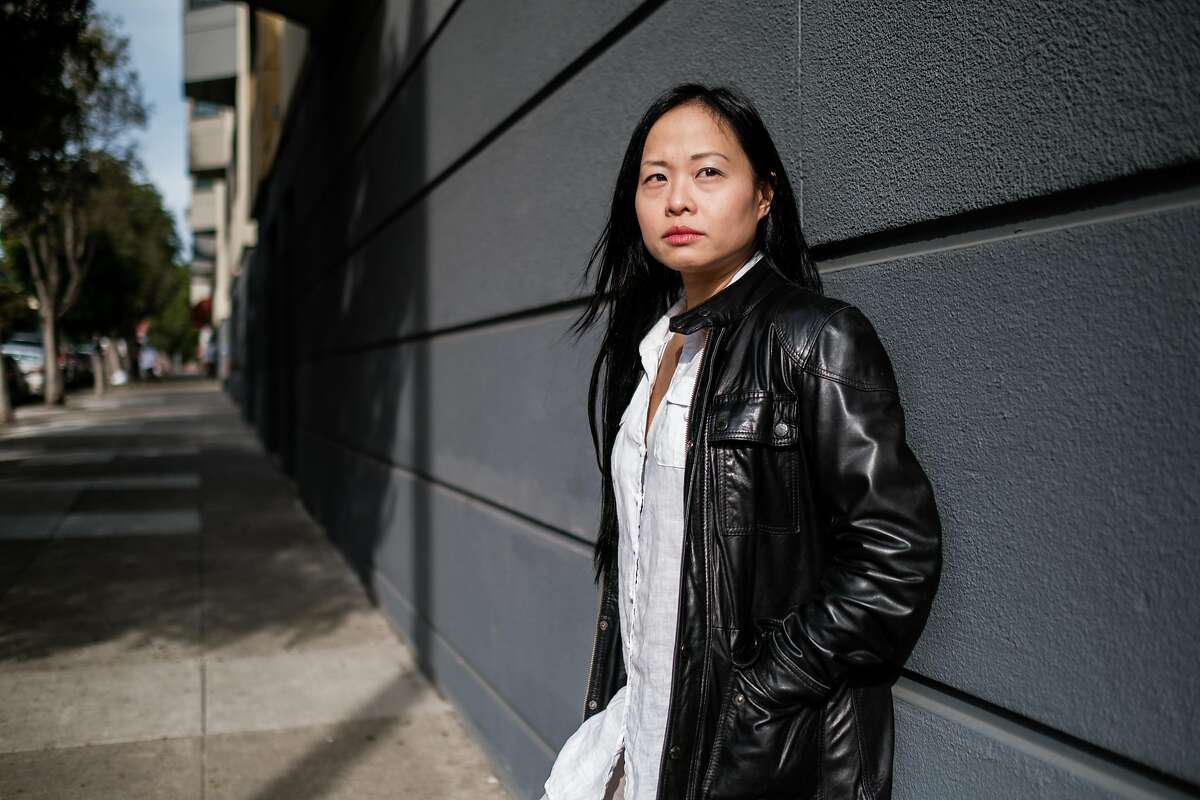Michelle Chan of San Francisco is one of 1.4 million people whose unemployment benefits were frozen by the EDD.