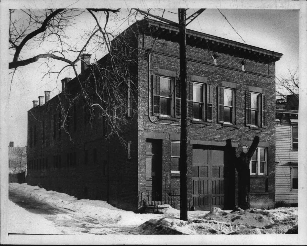 Albany Girls Club, 25 Western Avenue, Albany, New York - new building. 1970 (Bob Richey/Times Union Archive)