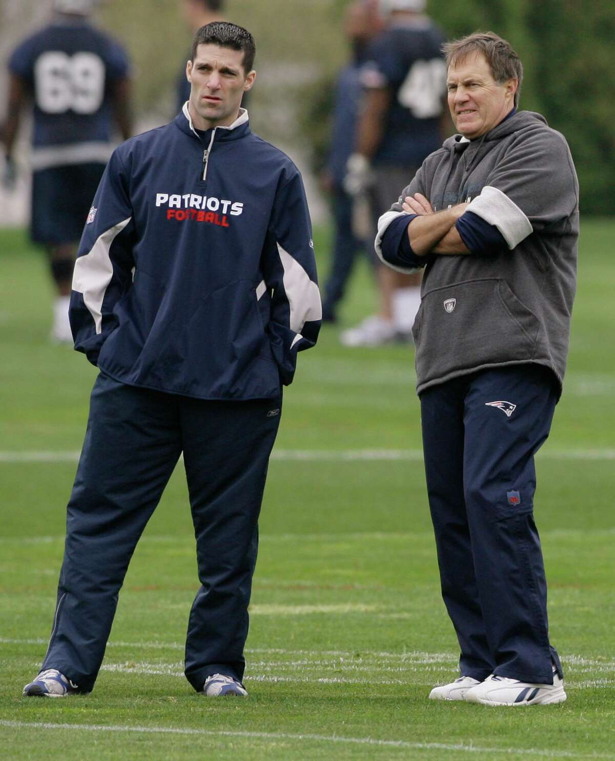 Nick Caserio has only worked for one head coach in the NFL - Bill Belichick with the Patriots. His first job with the Texans will be to help pick his own head coach.