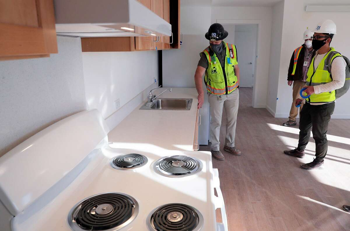 Casa Adelante apartments in S.F. were built in compliance with local ordinances banning natural gas.