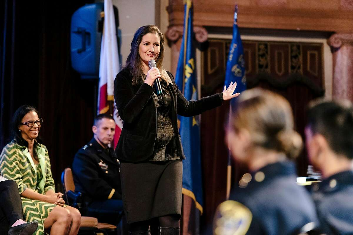 Oakland Mayor Libby Schaaf and the city's police commission are closer to picking a police chief. They fired the last one.